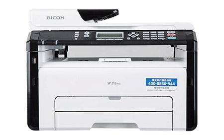 Ricoh SP 210SF